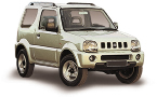 Jimmy Mini Jeep - Costa Rica Car Rentals