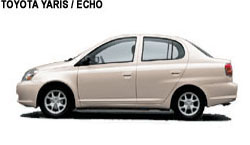Yaris - Costa Rica Car Rentals